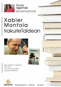 """Xabier Montoiaren """"Hondamendia"""" irakurle taldean 5"""
