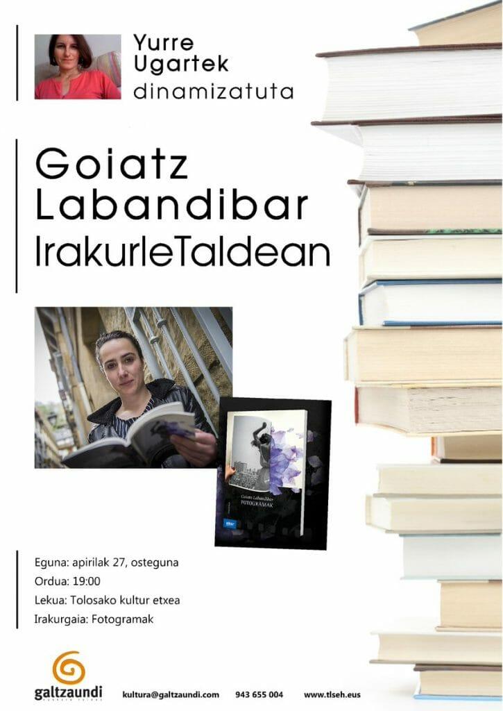 'FOTOGRAMAK' AZTERTZEKO, GOIATZ LABANDIBAR IRAKURLE TALDEAN 1