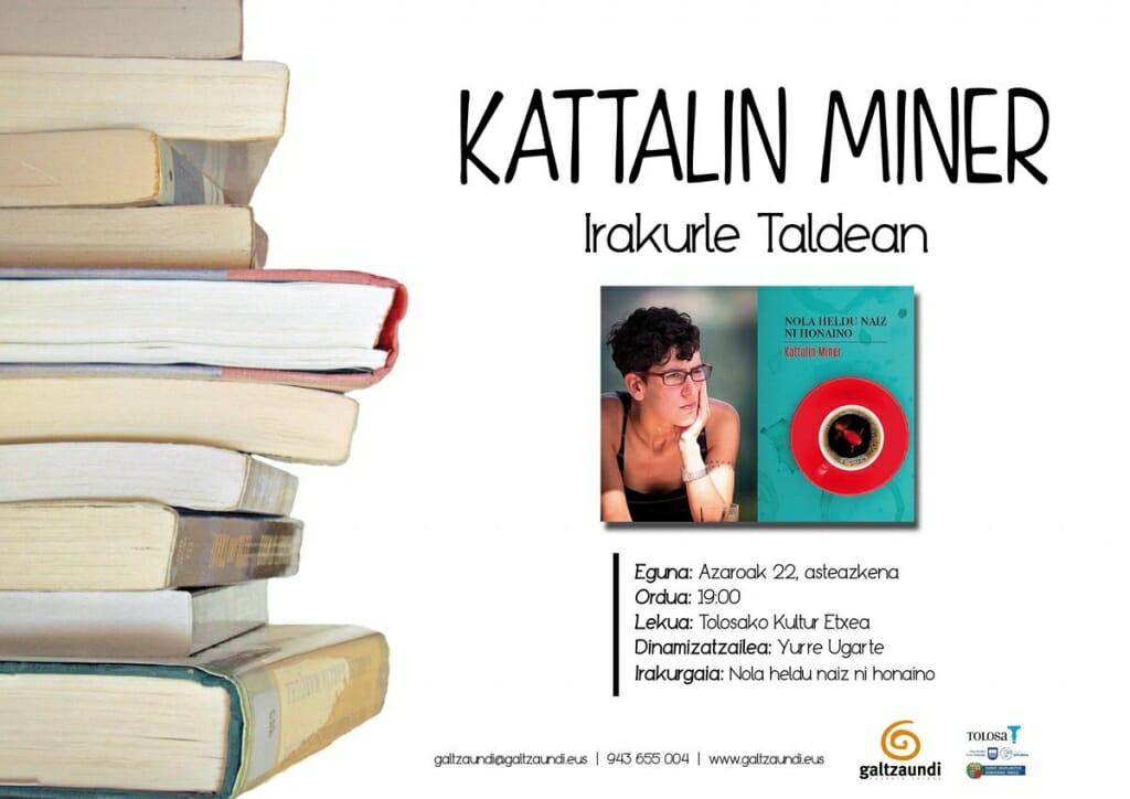 KATTALIN MINER IZANGO DUGU IRAKURLE TALDEAN 1