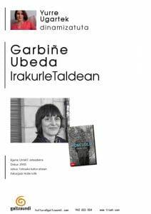 Garbiñe Ubeda eta Yurre Ugarte irakurle taldean 5
