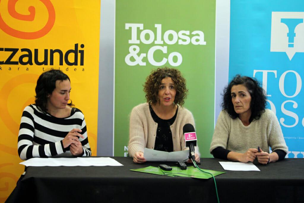Tolosa&Co-ko bazkide ia guztiek euskaraz eman dezakete zerbitzua 21