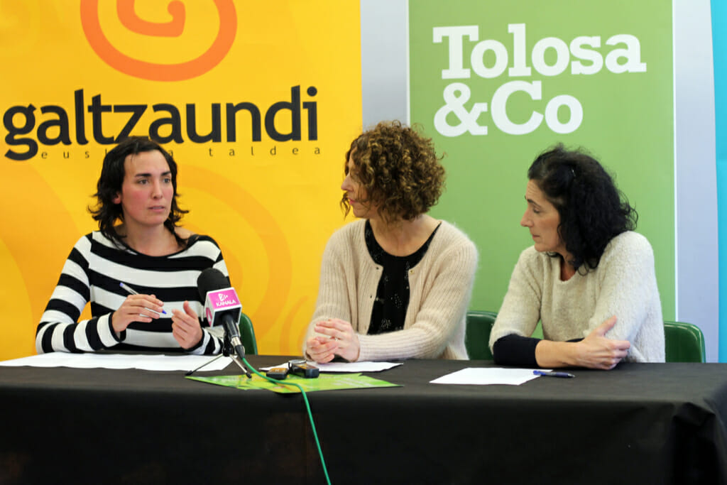 Tolosa&Co-ko bazkide ia guztiek euskaraz eman dezakete zerbitzua 29
