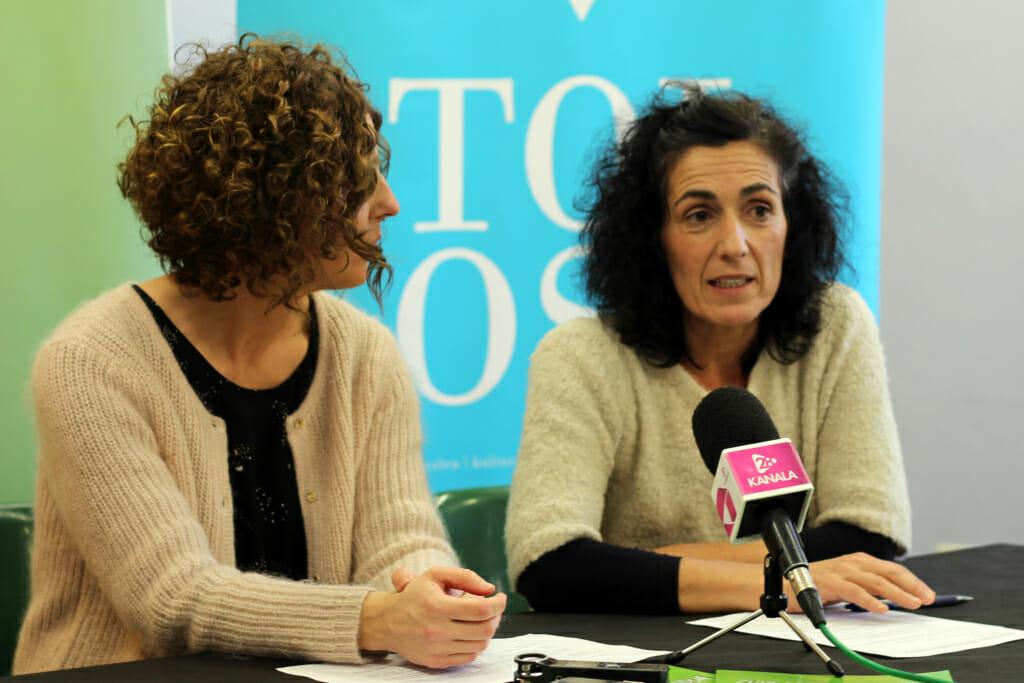 Tolosa&Co-ko bazkide ia guztiek euskaraz eman dezakete zerbitzua 31