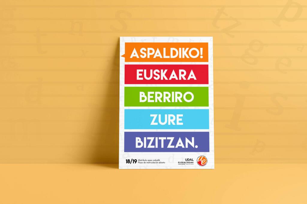 Zabalik da Aitzol euskaltegiko bigarren matrikulaldia 81