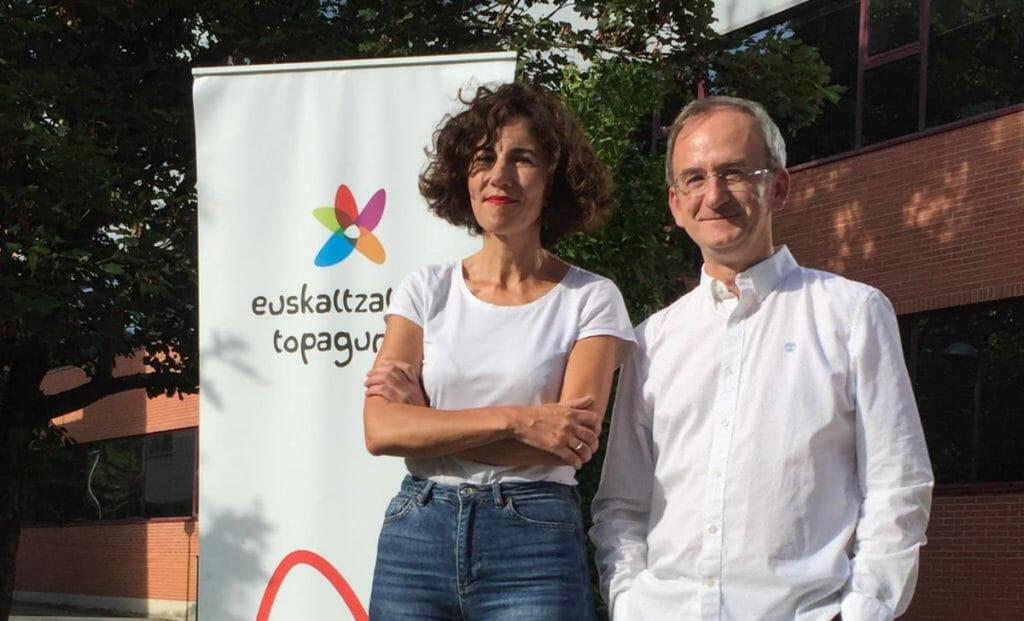 Kike Amonarriz da Euskaltzaleen Topaguneko lehendakari berria 9