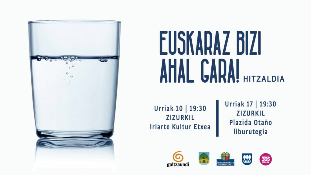 Iruran eta Zizurkilen 'Euskaraz bizi ahal gara!' 13