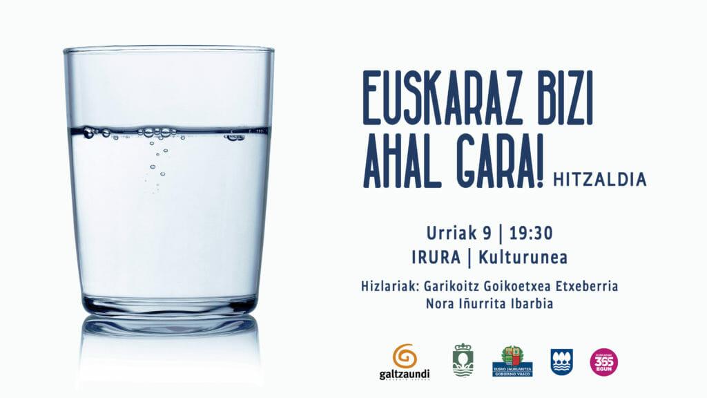 Iruran eta Zizurkilen 'Euskaraz bizi ahal gara!' 11