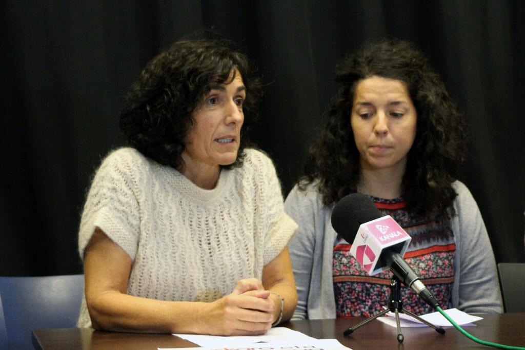 Mugimendu feministaren eta euskaltzalearen arteko elkarguneez gogoetatzeko hitzaldi zikloa 43