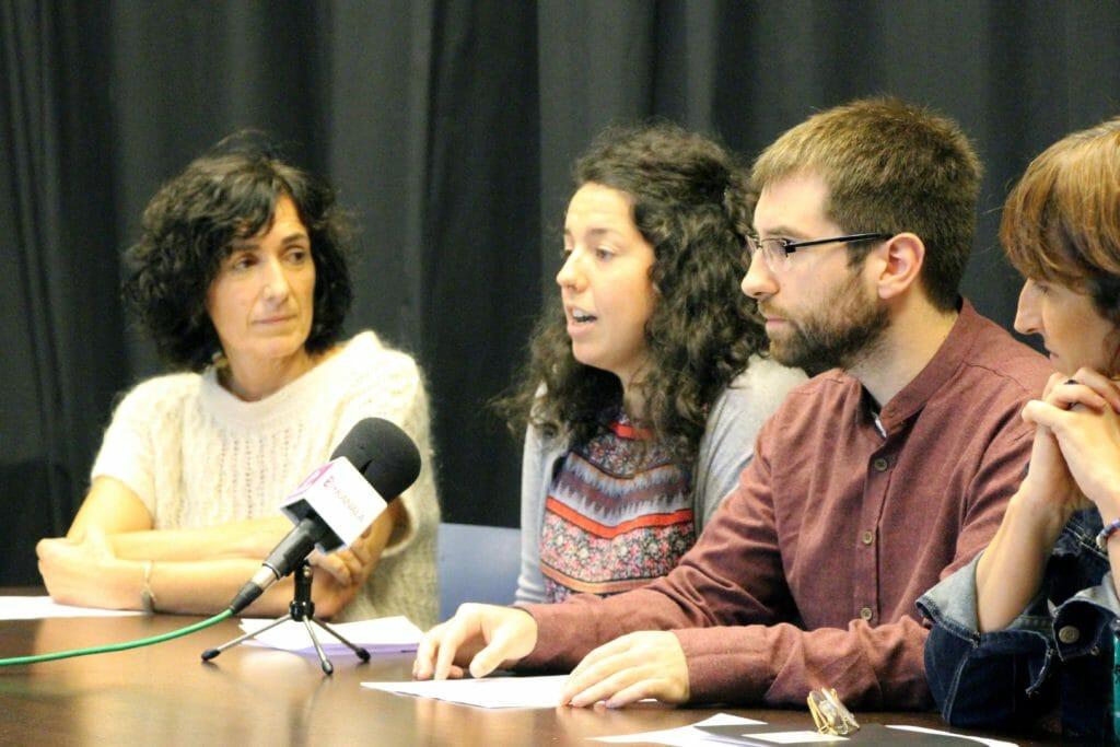 Mugimendu feministaren eta euskaltzalearen arteko elkarguneez gogoetatzeko hitzaldi zikloa 35