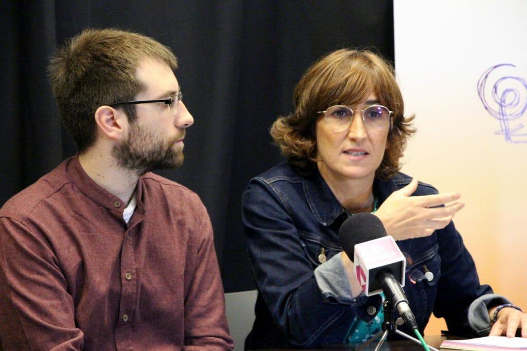 Mugimendu feministaren eta euskaltzalearen arteko elkarguneez gogoetatzeko hitzaldi zikloa 47