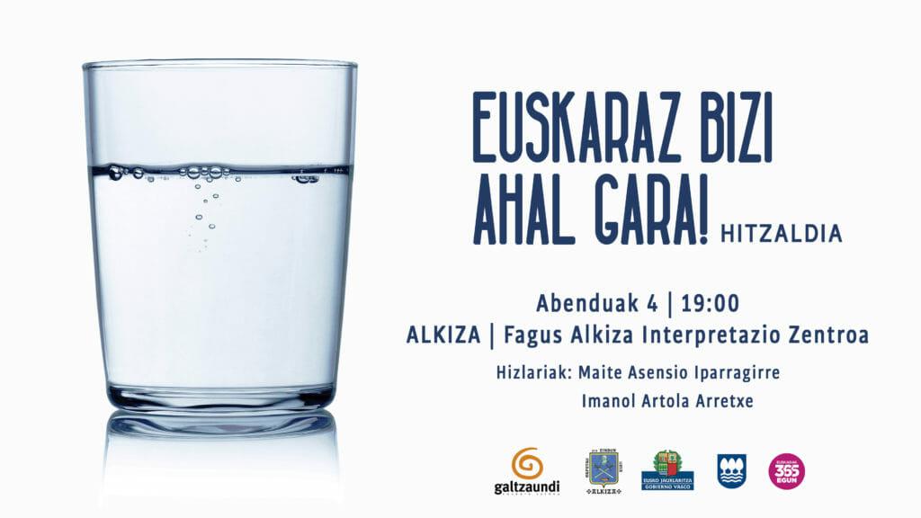 Alegia, Alkiza, Bidania-Goiatz eta Elduainen hitzaldiak, datorren astean 21