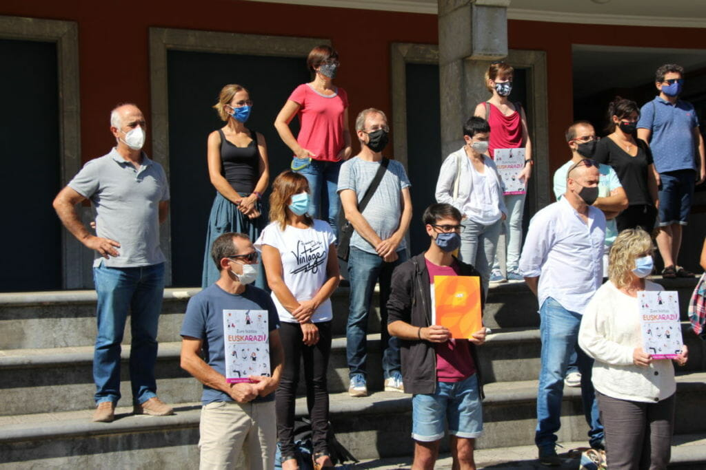 Tolosaldera egokitutako eskaintza zabala aurkeztu dute Aitzol eta AEK euskaltegiek 39