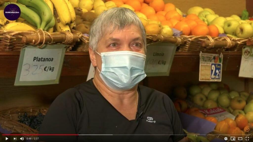 Tolosaldeko ariguneak: Baratz fruta-denda 1