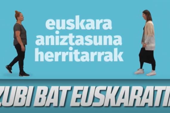 Boluntarioak behar dira euskara praktikatu eta ibartar sentitu nahi dutenei laguntzeko 1