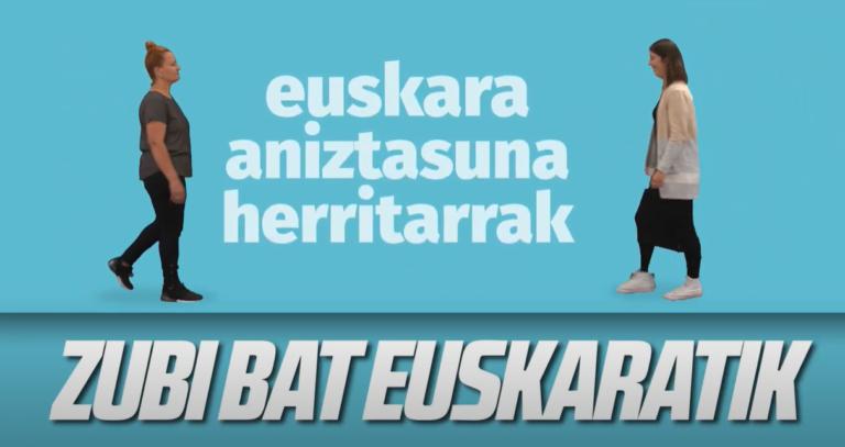 Boluntarioak behar dira euskara praktikatu eta ibartar sentitu nahi dutenei laguntzeko 43