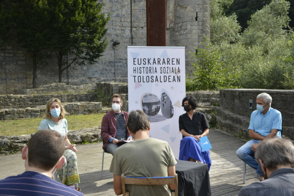 Euskararen Historia Soziala Tolosaldean ikerketaren aurkezpena 39